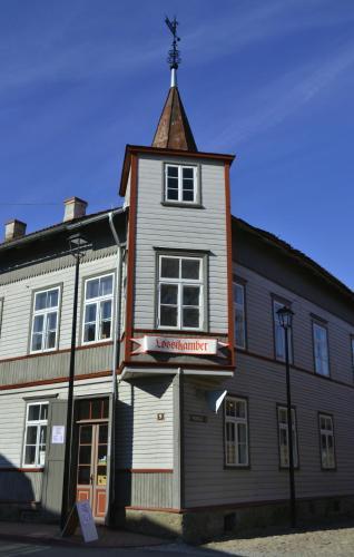 Lossikambri kulaliskorter, Viljandi