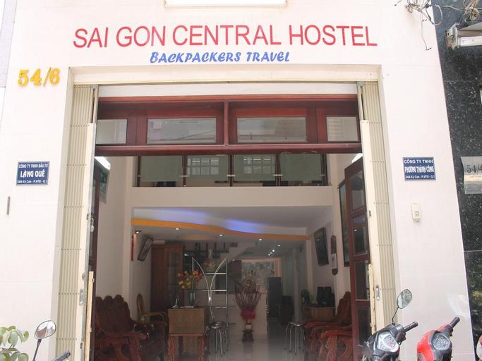 Saigon Central Hostel - Hostel, Quận 1