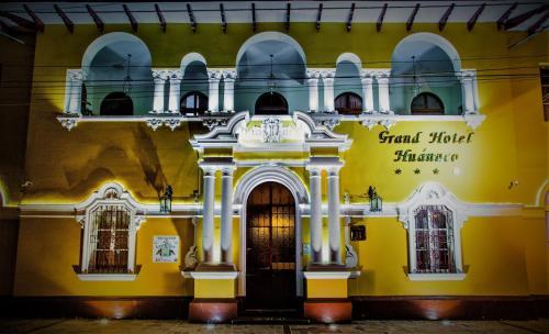 Grand Hotel Huanuco, Huenuco