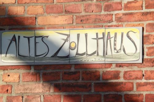 Altes Zollhaus Stralsund, Vorpommern-Rügen