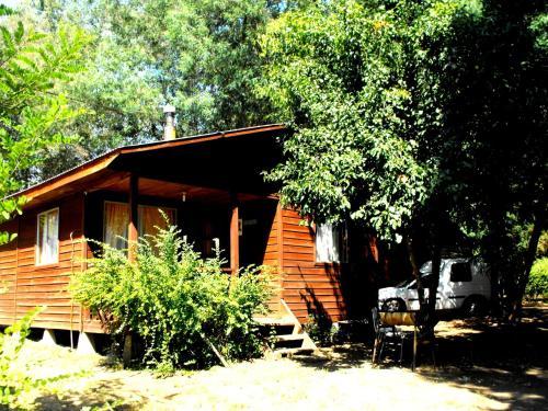 Cabanas Aguas Claras, Ñuble