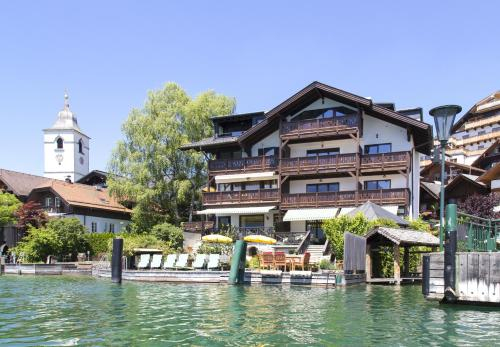 Pension Seehof Appartements, Gmunden