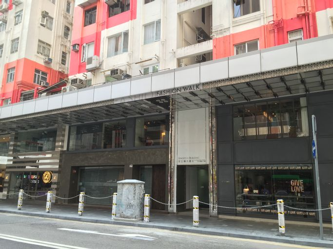 Galaxy Hotel Causeway Bay HK, Wan Chai
