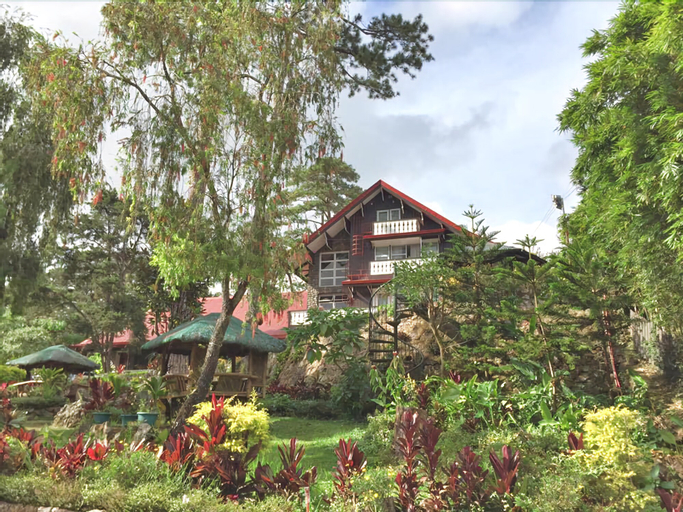 SAFARI LODGE BAGUIO by Log Cabin Hotel, Baguio City