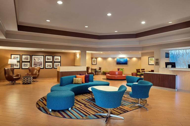 Anaheim Fairfield Inn by Marriott, Orange