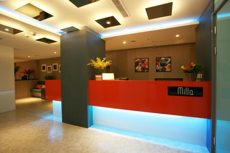 Milla Hotel, Taipei City