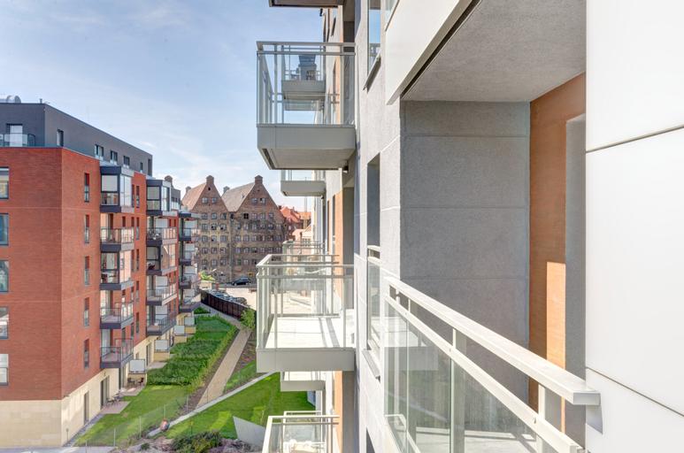 Dom & House Nowa Motlawa, Gdańsk City