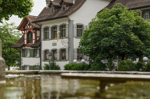 Hotel zum goldenen Kreuz, Frauenfeld