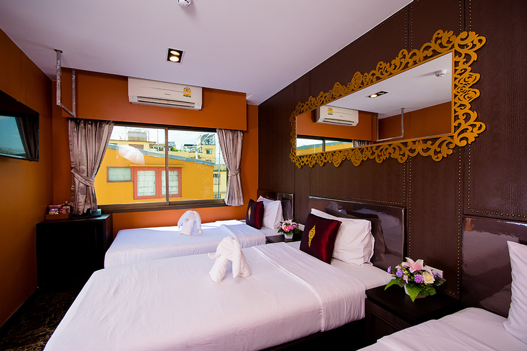 Khaosan Palace Hotel, Phra Nakhon