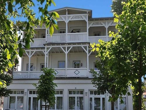 Villa Strandblick Binz, Vorpommern-Rügen