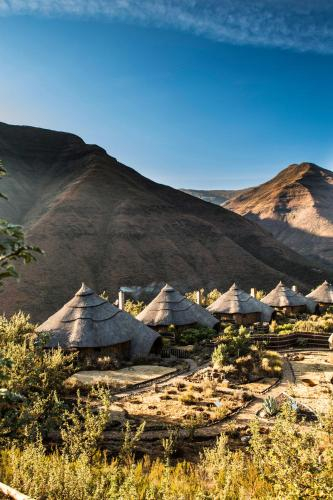 Maliba Mountain Lodge,