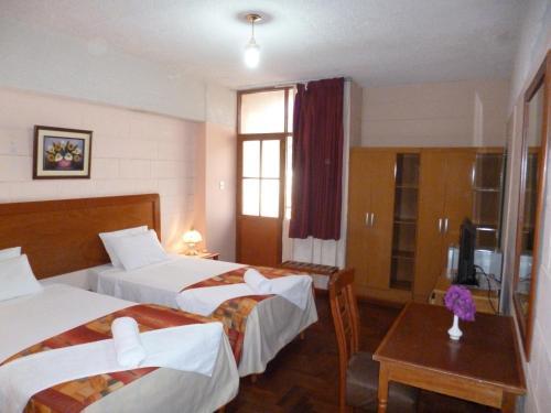 Hotel Colonial, Mariscal Nieto