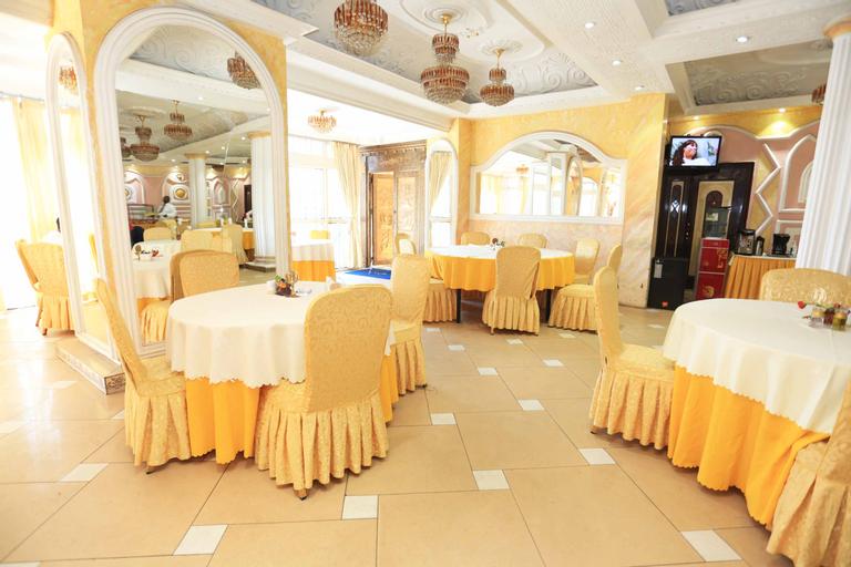 Rusina Hotel, Nord-Kivu
