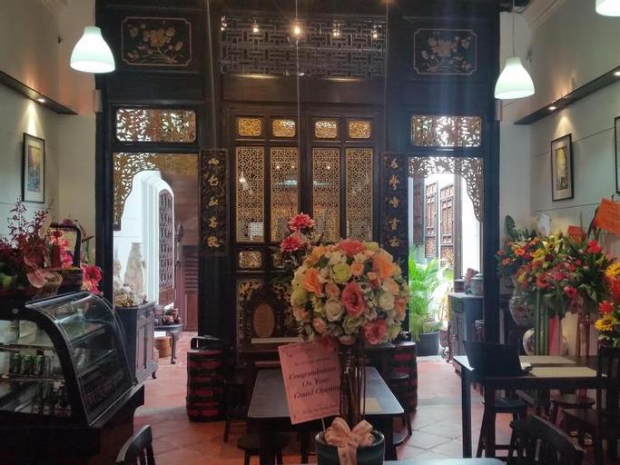 M.E.n.U Cafe & Lodge, Pulau Penang