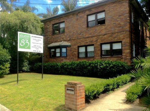Guesthouse 83, Sutherland Shire - East