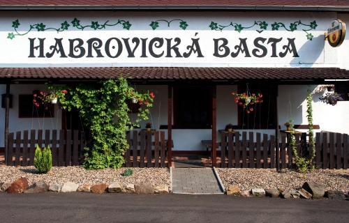 Penzion Habrovicka Basta, Ústí nad Labem
