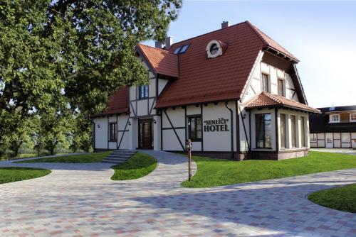 Hotel Senlici, Jelgava