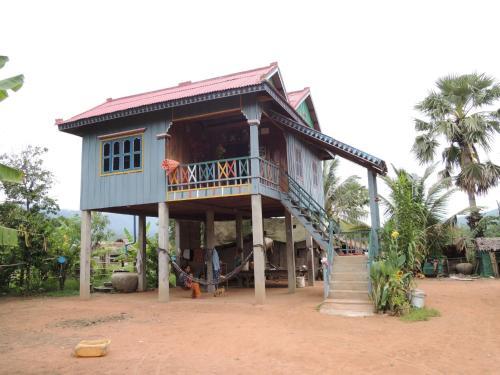 Hang Hueong Homestay, Phnum Sruoch
