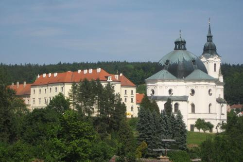 Zamek Krtiny, Blansko