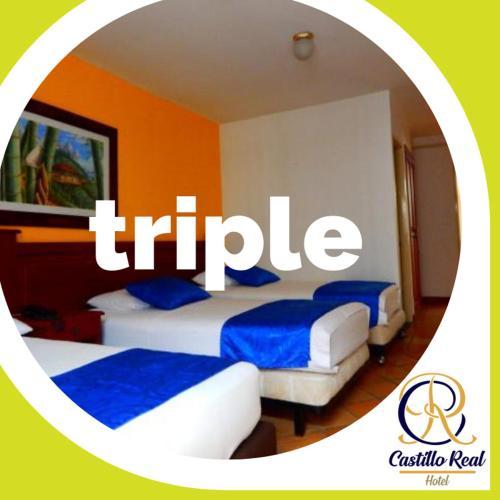 Hotel Castillo Real, Armenia