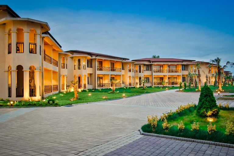 Pratap's Signature Hotel-Resort & Spa, Zugdidi