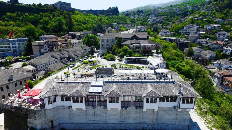 Kodra Hotel Gjirokaster, Gjirokastrës