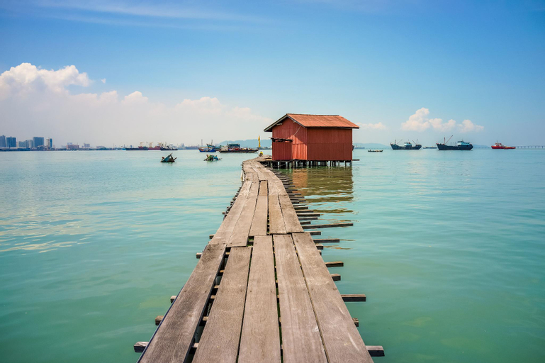 Taman Pekaka Sharing Homestay, Pulau Penang