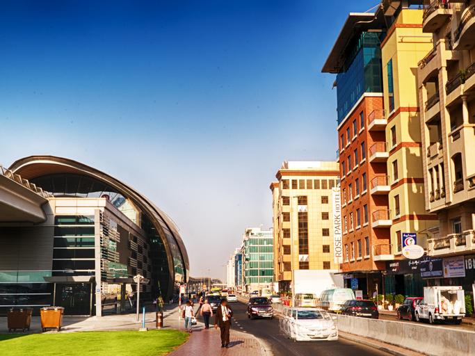 Rose Park Hotel Al Barsha,