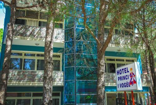 Hotel Princi i Vogel, Shkodrës