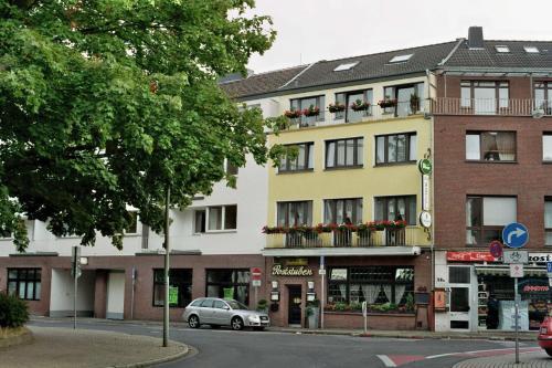 Zentral Hotel Poststuben, Krefeld