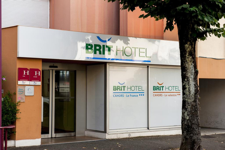 Brit Hotel Cahors - Le France, Lot