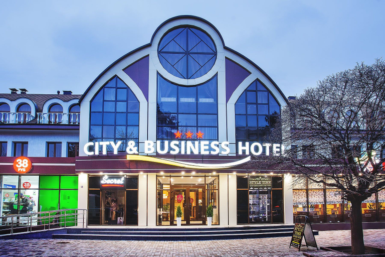 City & Business Hotel, Mineral'nye Vody