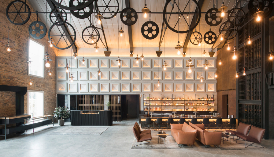 The Warehouse Hotel, Singapore River