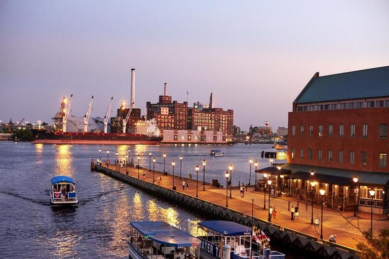 Sagamore Pendry Baltimore, Baltimore