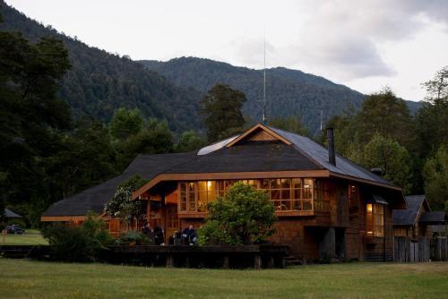 El Pangue Lodge, Aisén