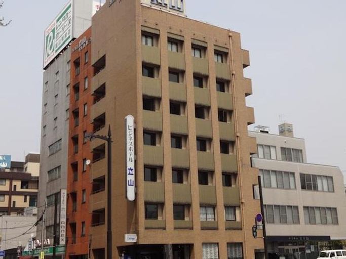 Business Hotel Tateyama, Toyama