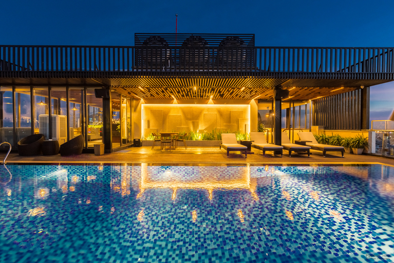 Pavilion Danang Beach Hotel, Sơn Trà