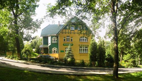 Pensjonat Eldorado, Lubań