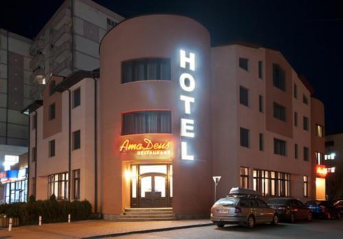 Hotel AmaDeus, Focsani