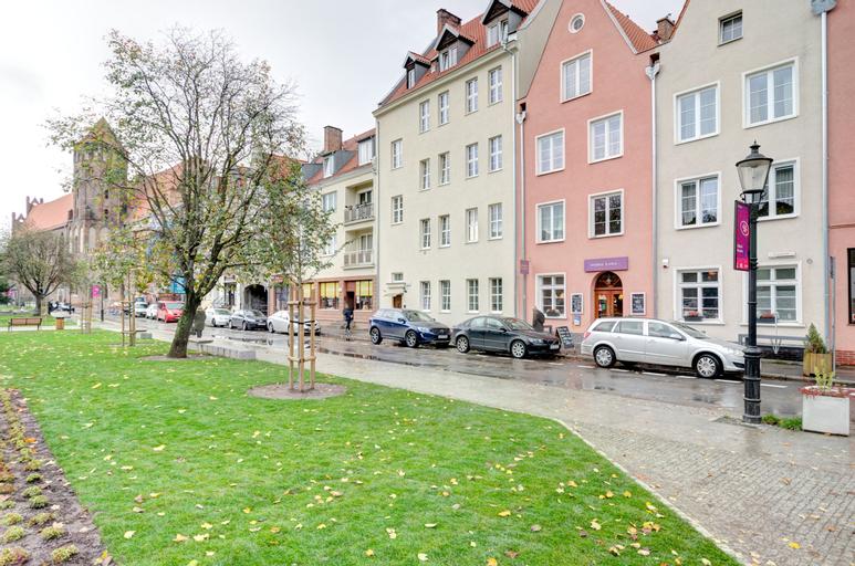 Dom & House – Apartment Old Town Swietojanska, Gdańsk City