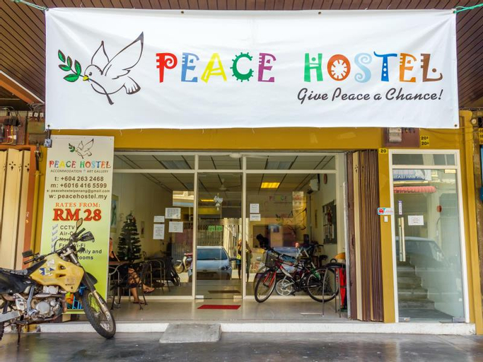 Peace Hostel, Pulau Penang