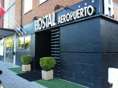 Hostal Aeropuerto, Madrid