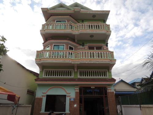 Green Guesthouse, Kampong Leav