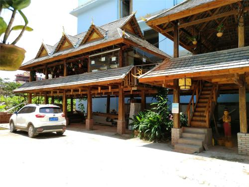 Peacock Princess Hotel, Xishuangbanna Dai