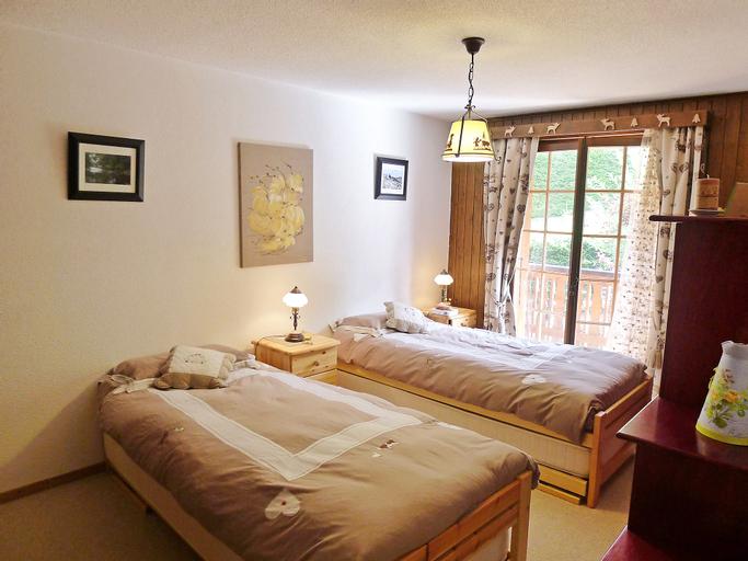 Le Brévent 12 - Three Bedroom, Aigle