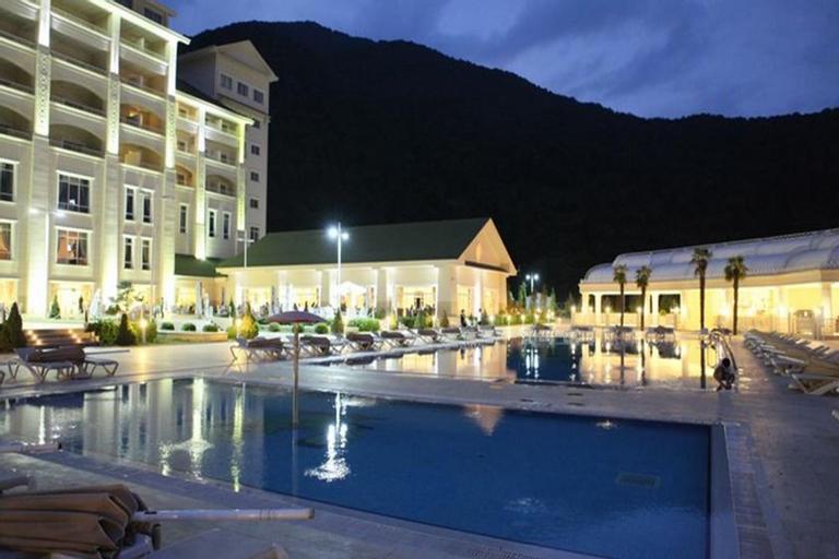 Qafqaz Riverside Resort Hotel Gabala, Qəbələ