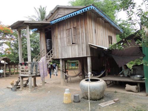 Nhem Khen Homestay, Phnum Sruoch