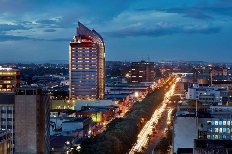 Hilton Garden Inn Lusaka, Zambia, Lusaka
