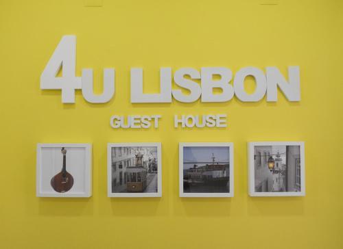 4U Lisbon Guesthouse, Lisboa