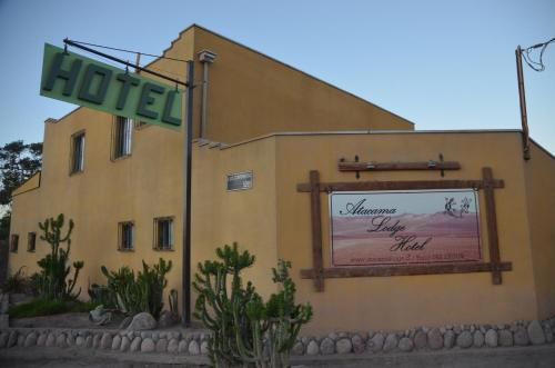 Atacamalodge, Copiapó